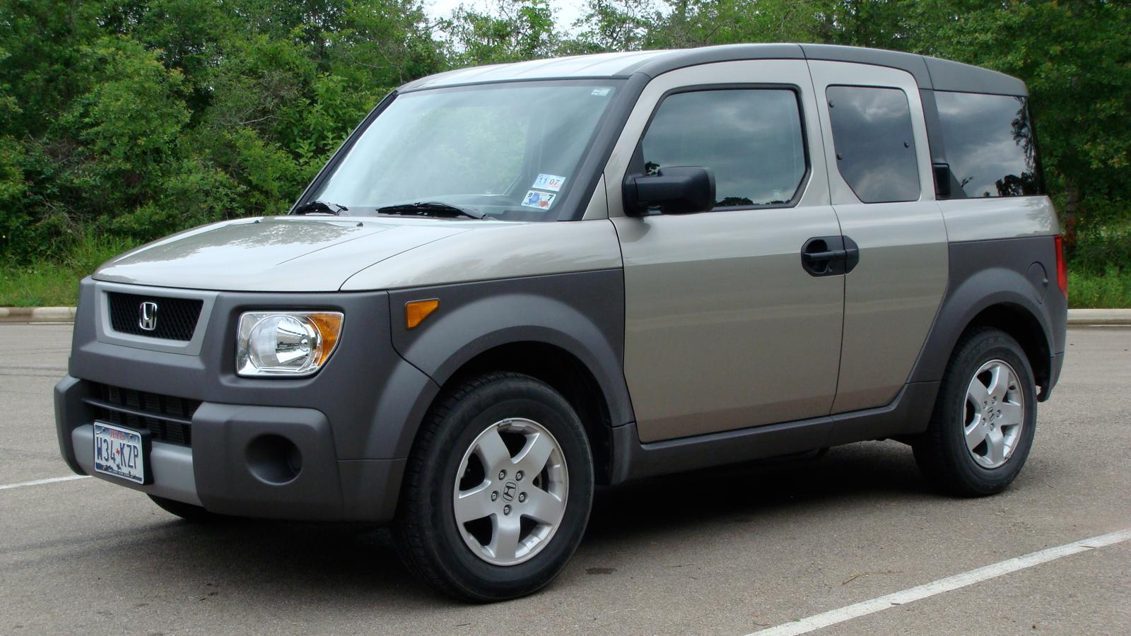 honda element Search over 233 used honda element listings truecar has over 846,190 total used car listings, updated daily come find a great deal on a used element today.