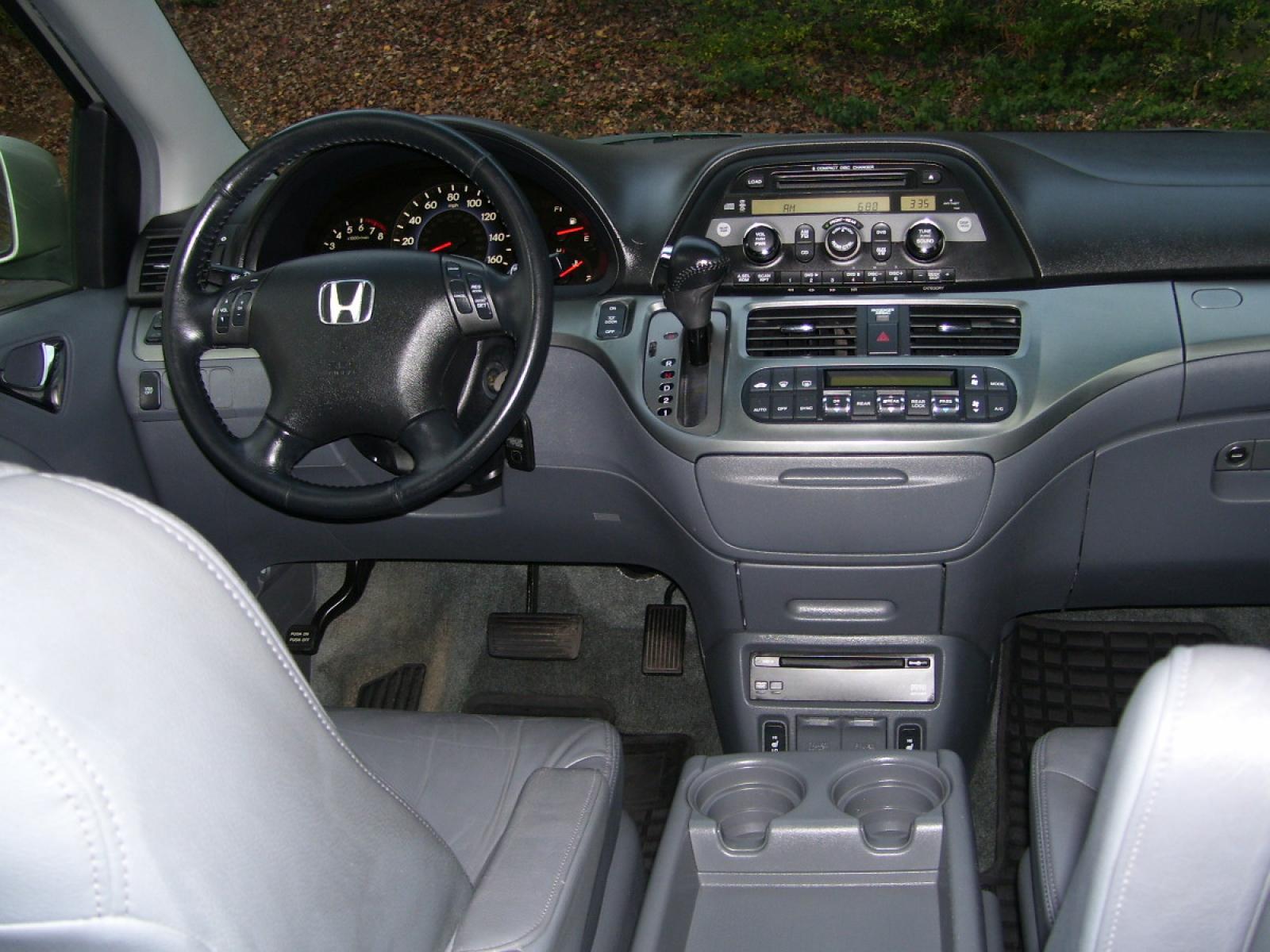 800 1024 1280 1600 Origin 2006 Honda Odyssey ...