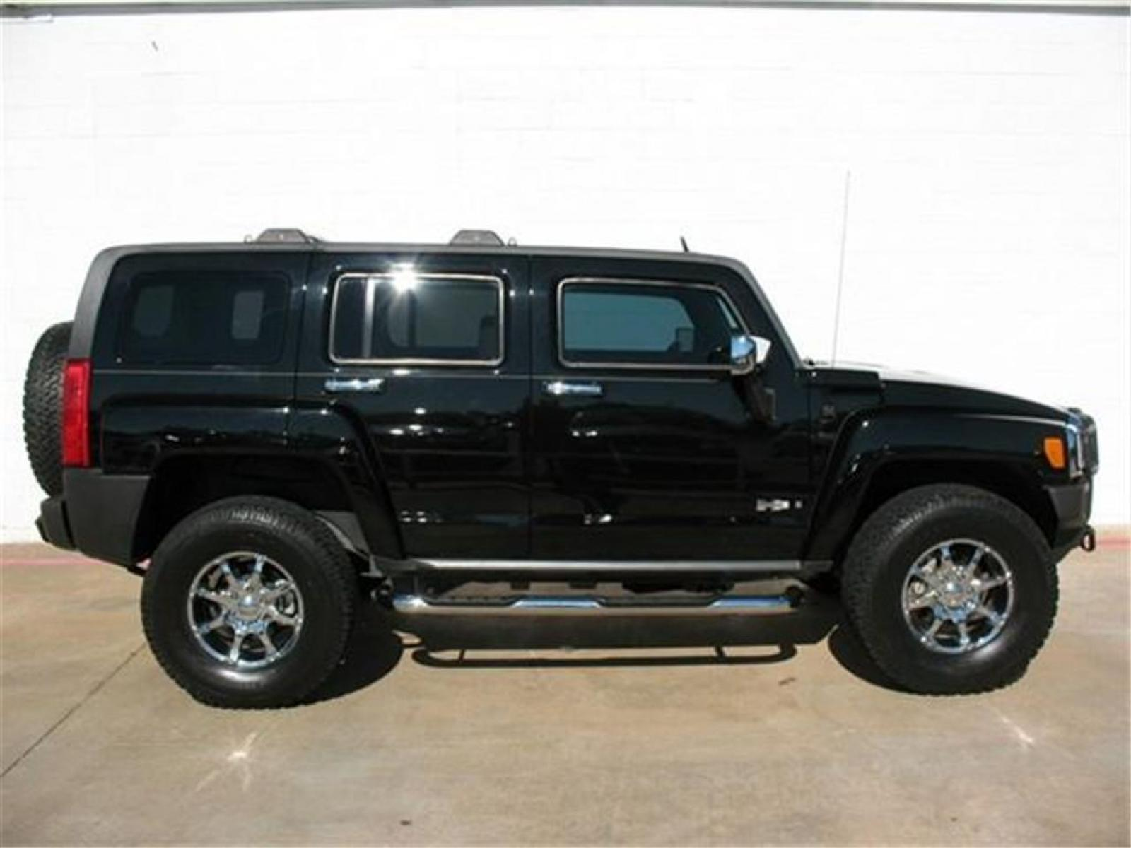 2006 hummer h3 information and photos zombiedrive. Black Bedroom Furniture Sets. Home Design Ideas