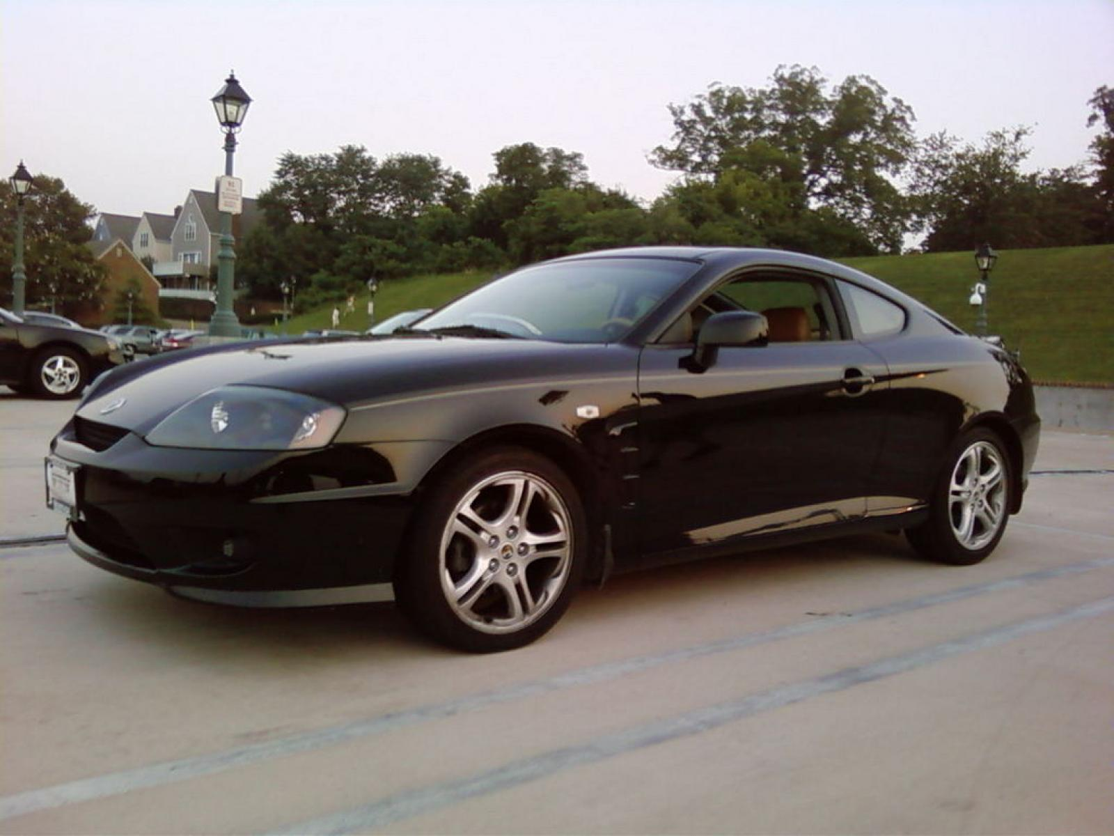 2006 Hyundai Tiburon Information And Photos Zombiedrive