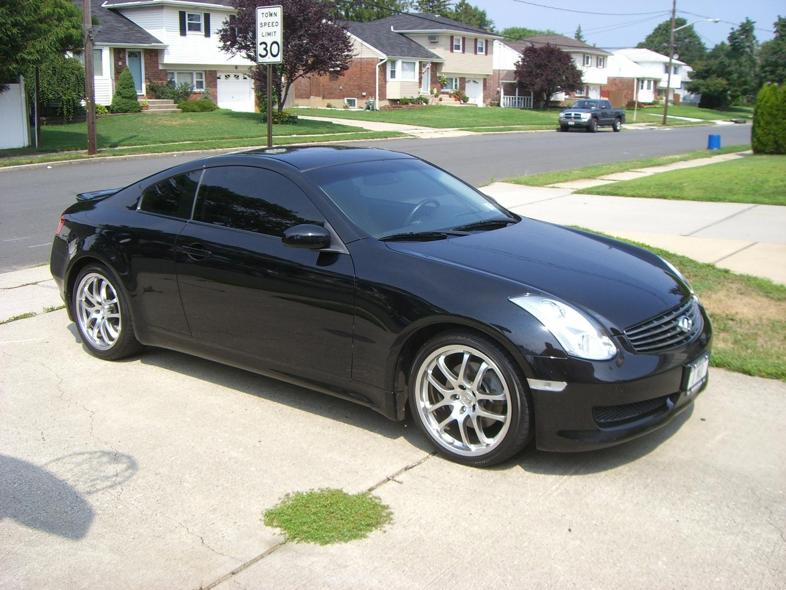 2006 Infiniti G35 - Information and photos - ZombieDrive