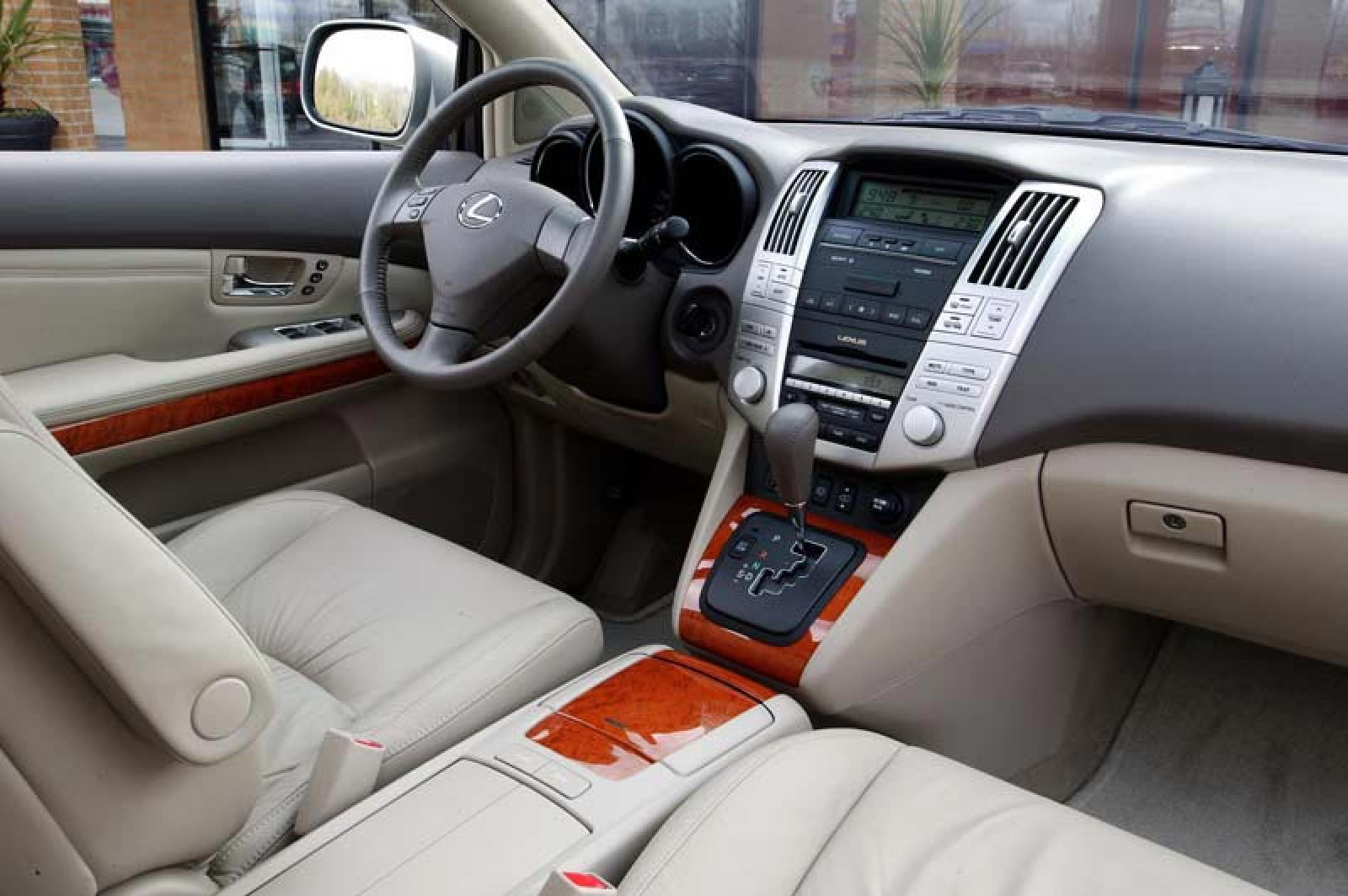 2006 Lexus RX 330 - Information and photos - ZombieDrive