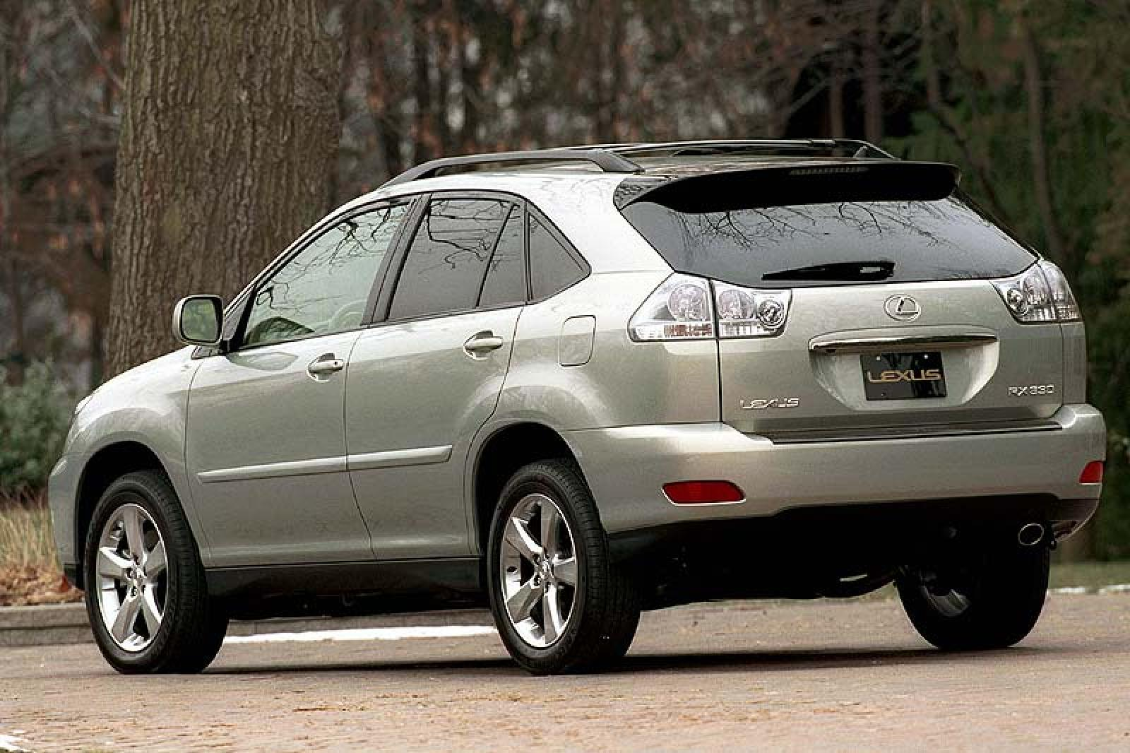 2006 lexus rx 330 information and photos zombiedrive. Black Bedroom Furniture Sets. Home Design Ideas