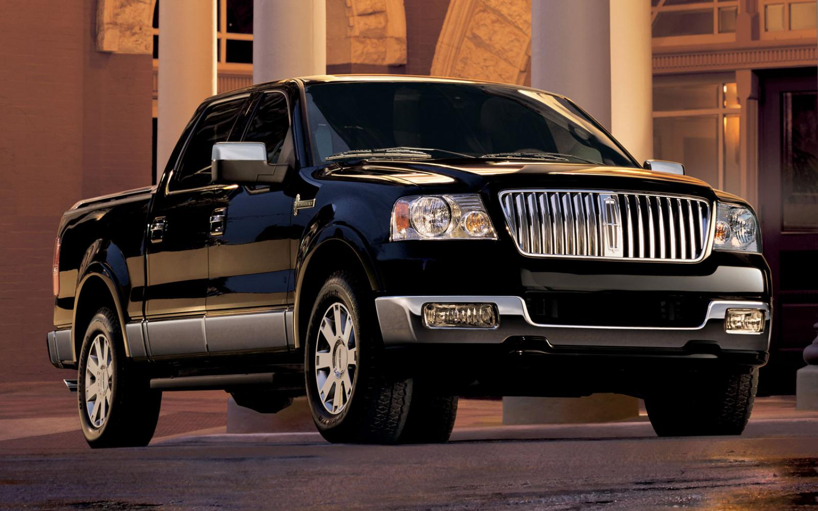 2006 lincoln mark lt information and photos zombiedrive. Black Bedroom Furniture Sets. Home Design Ideas
