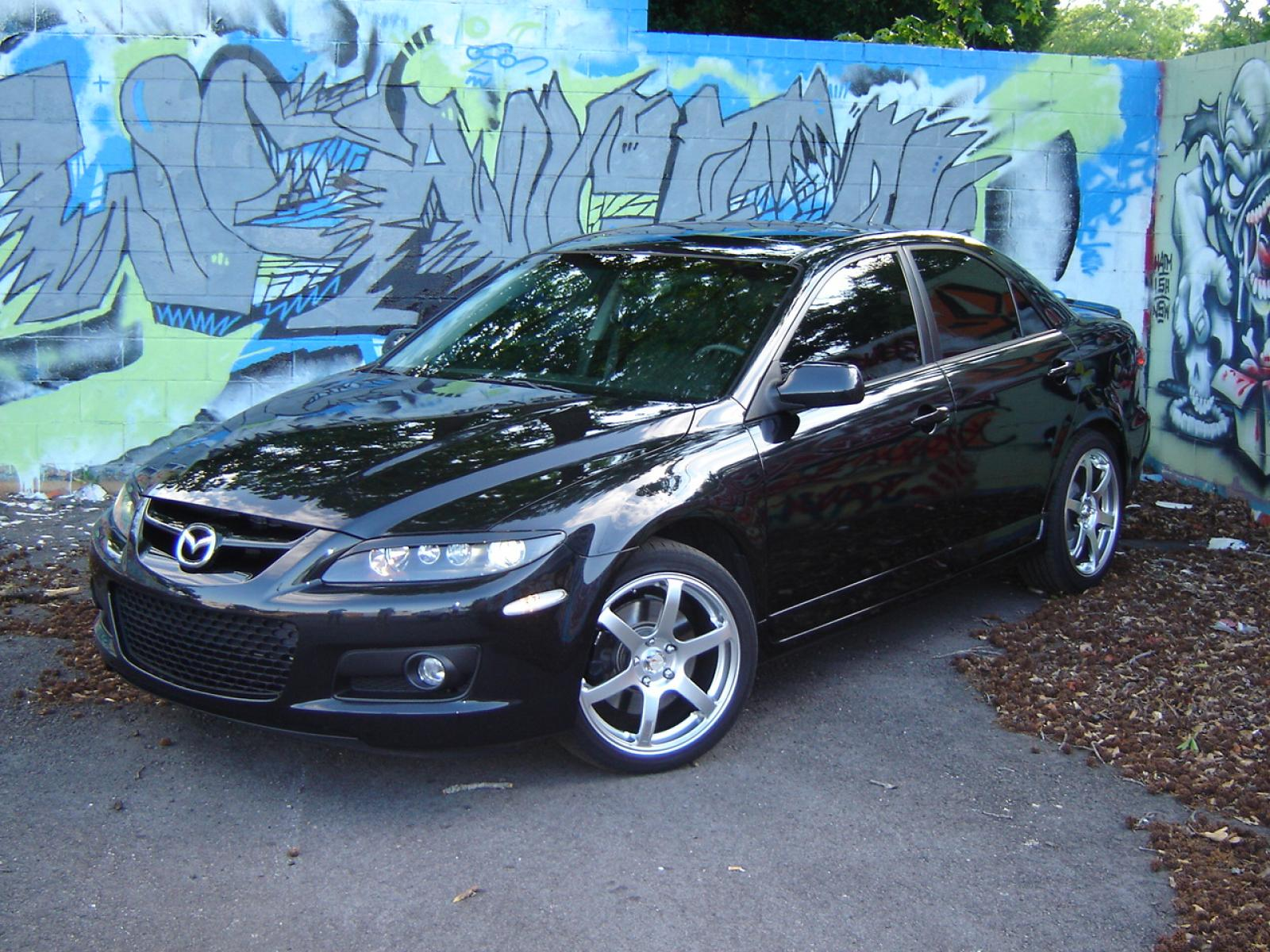 2006 Mazda MAZDA6 - Information and photos - ZombieDrive