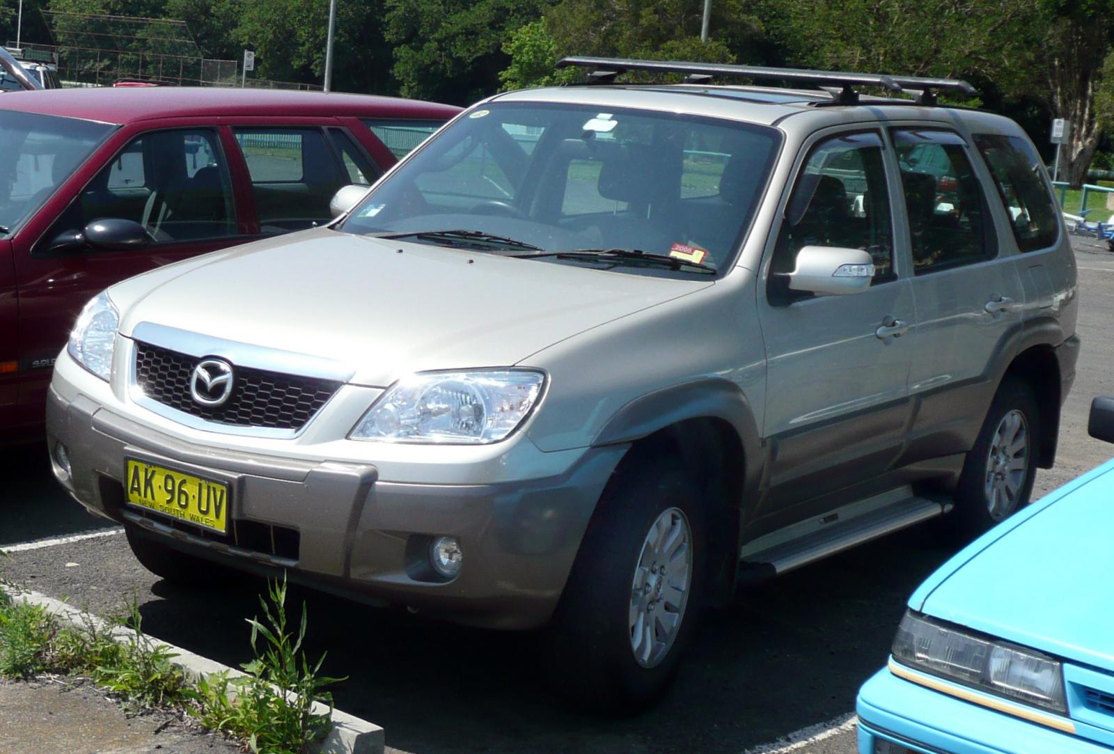 2006 mazda tribute information and photos zombiedrive. Black Bedroom Furniture Sets. Home Design Ideas