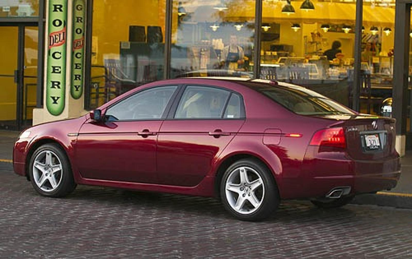 Acura TL Information And Photos ZombieDrive - Acura tl 2004 interior