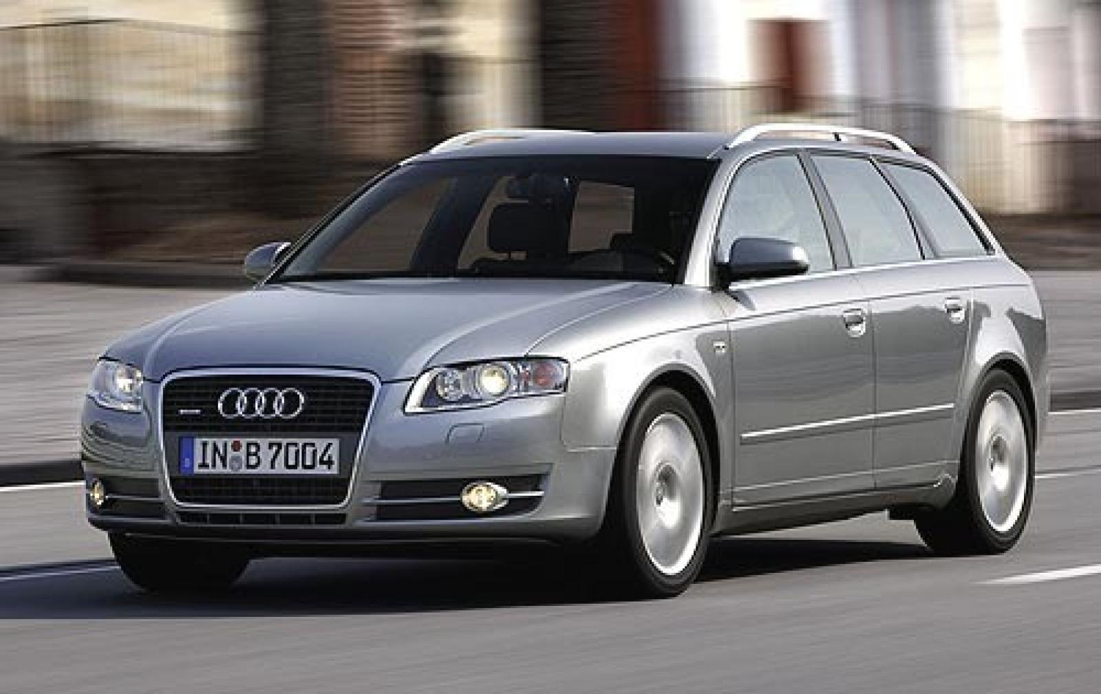 2006 Audi A4 Information And Photos Zombiedrive
