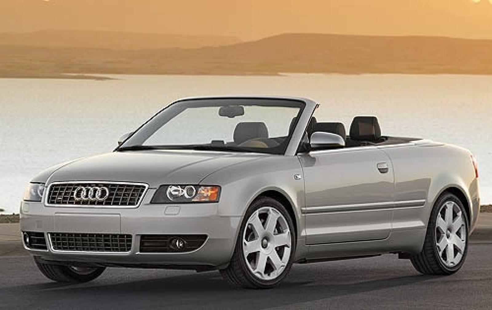 2006 Audi S4 - Information and photos - ZombieDrive