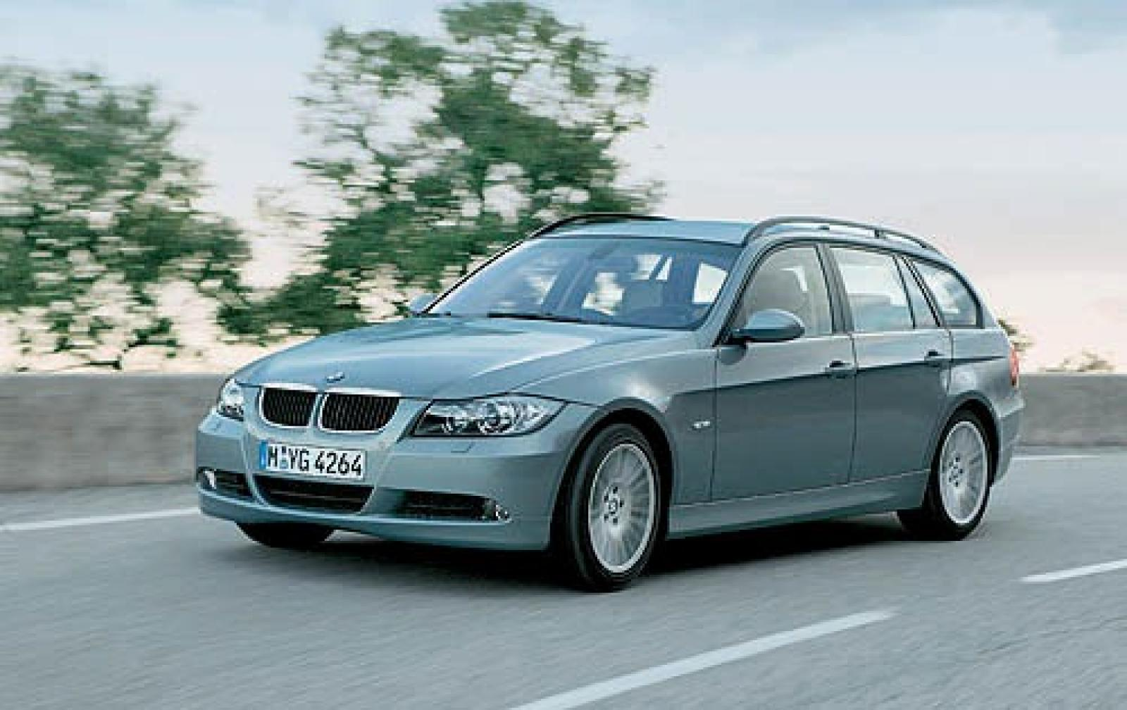 2006 Bmw 3 Series Information And Photos Zombiedrive
