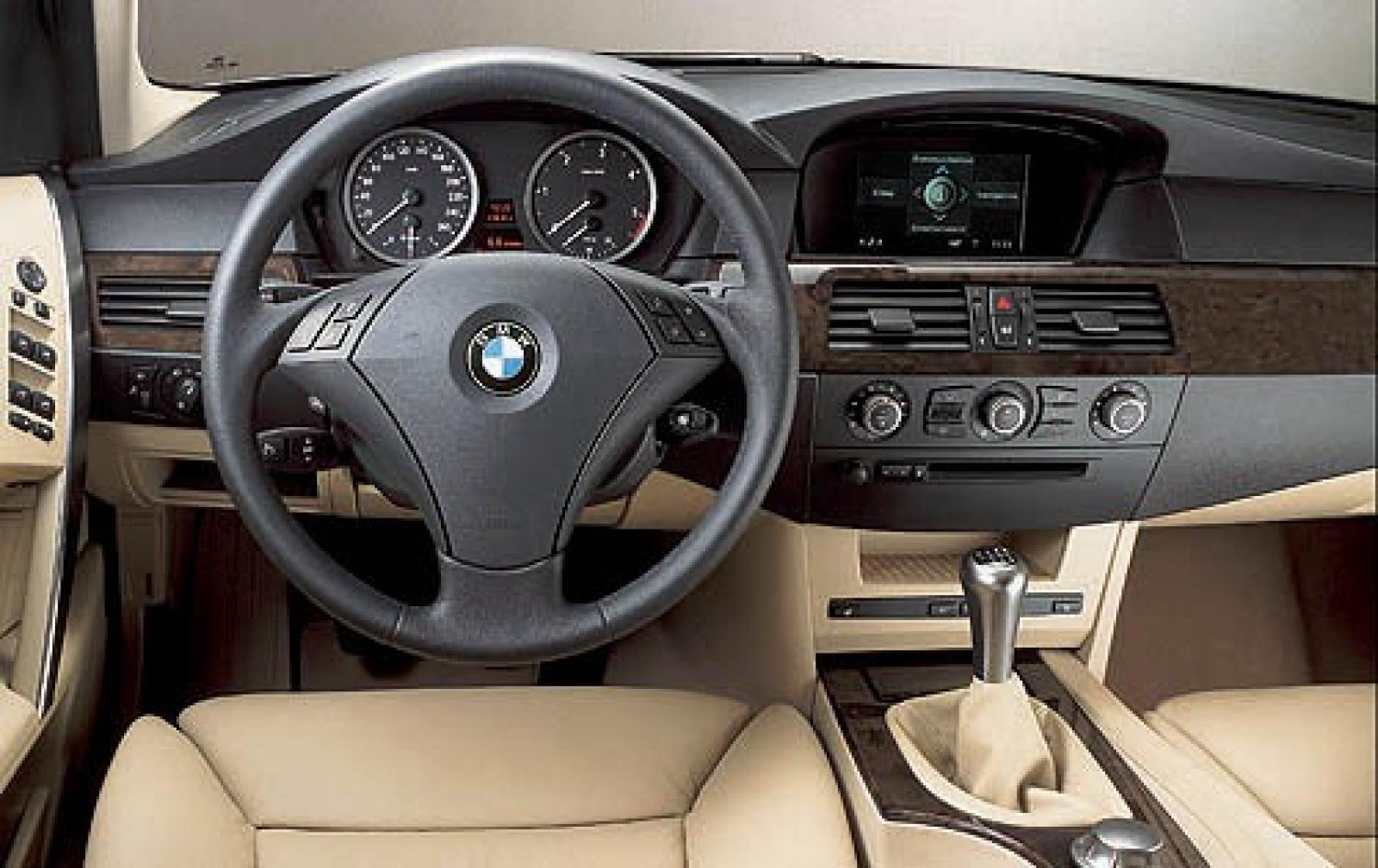 2006 bmw 5 series - information and photos - zombiedrive