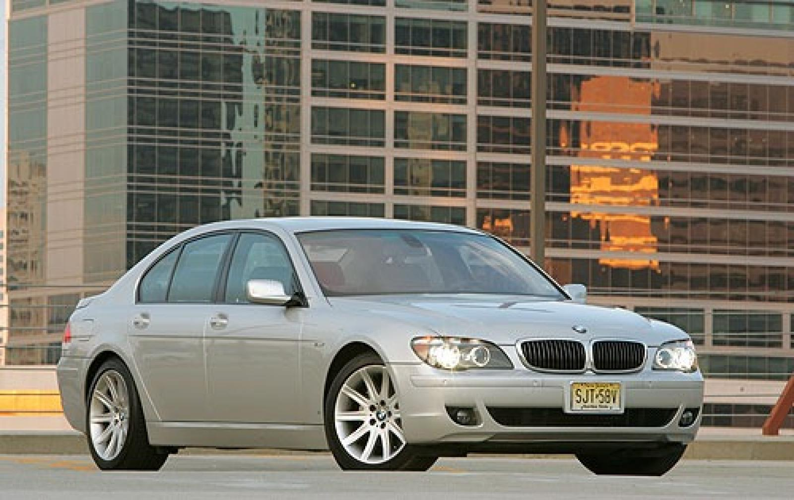 2006 Bmw 7 Series Information And Photos Zombiedrive