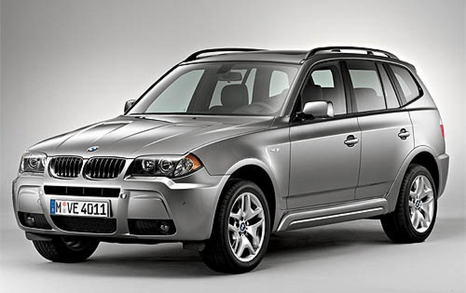 2006 bmw x3 information and photos zombiedrive. Black Bedroom Furniture Sets. Home Design Ideas