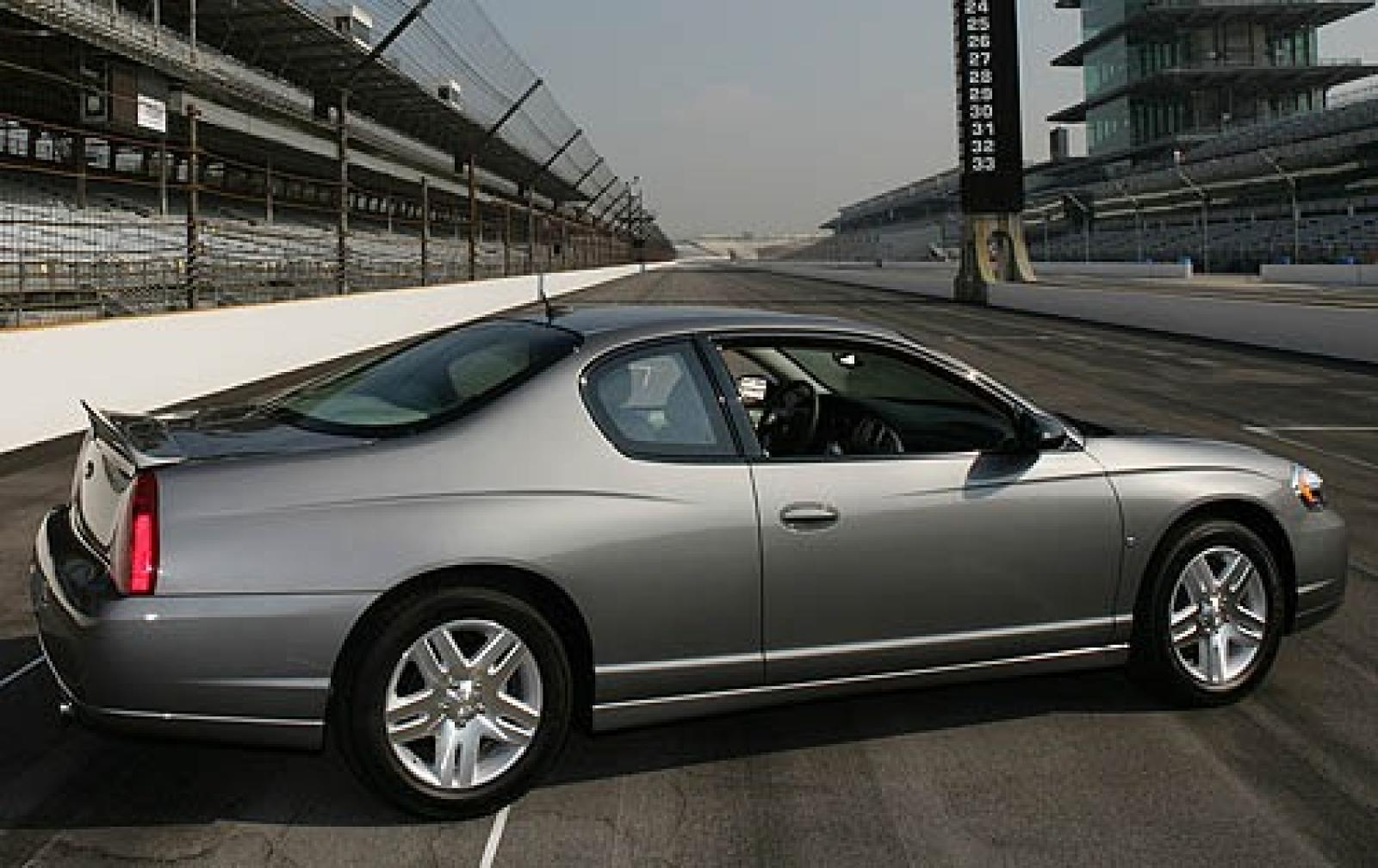 2006 chevrolet monte carlo information and photos zombiedrive. Black Bedroom Furniture Sets. Home Design Ideas