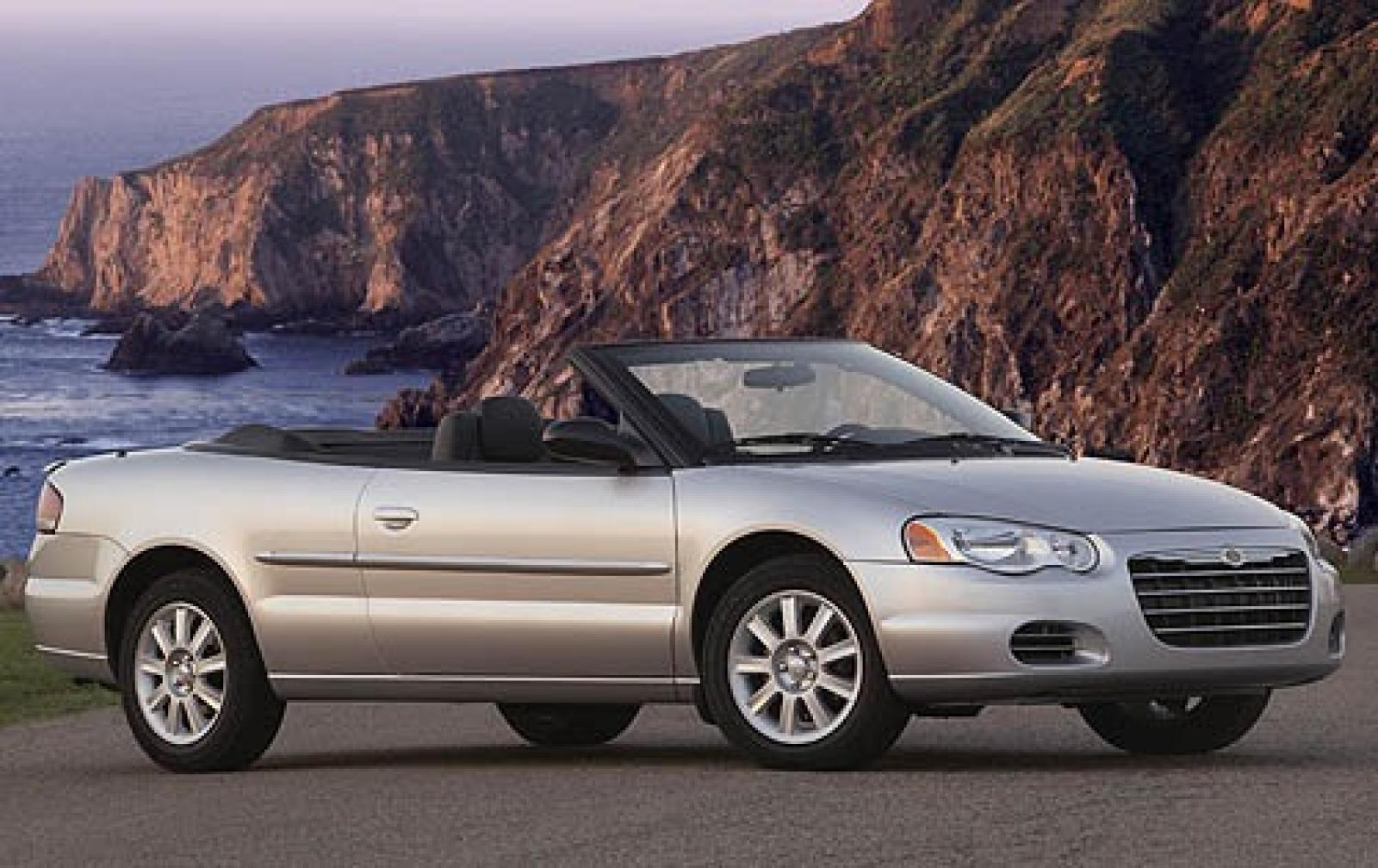 2006 chrysler sebring information and photos zombiedrive. Black Bedroom Furniture Sets. Home Design Ideas