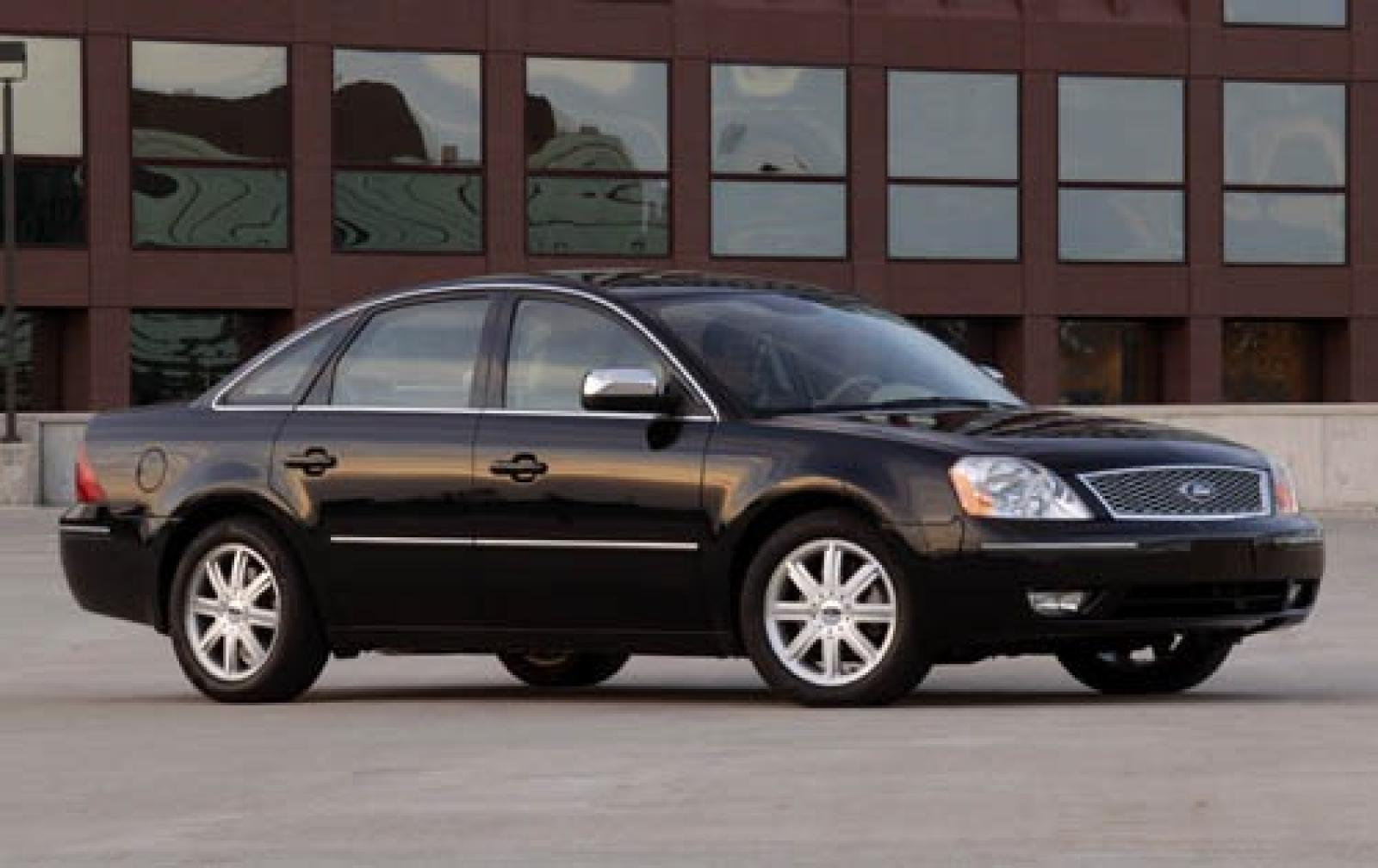 2006 ford five hundred information and photos zombiedrive. Black Bedroom Furniture Sets. Home Design Ideas