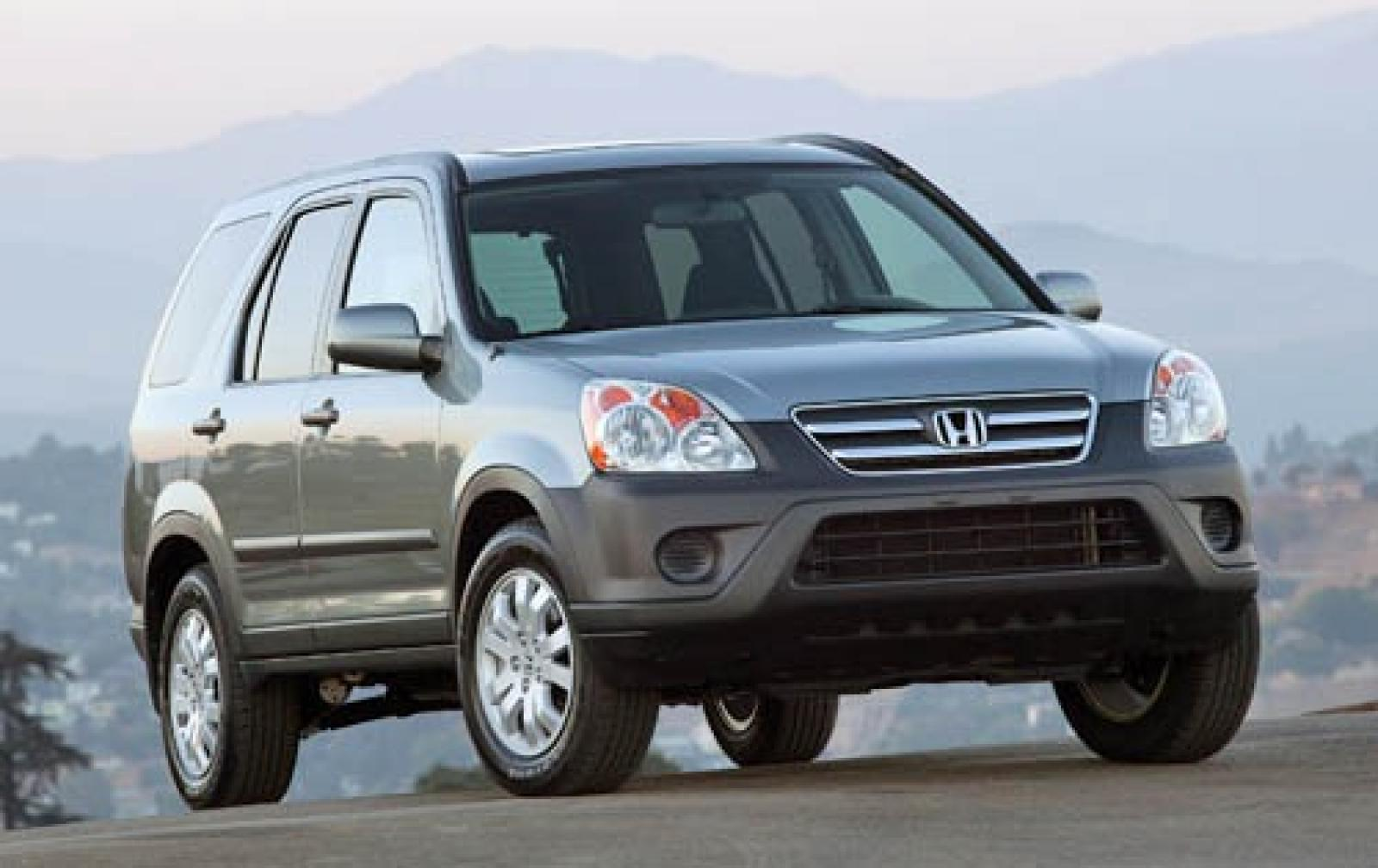 2006 honda cr v information and photos zombiedrive for Where is the honda cr v built