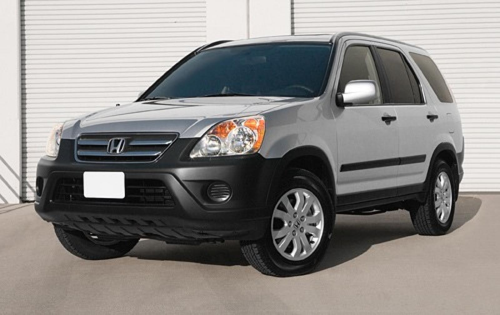 2006 honda cr v information and photos zombiedrive. Black Bedroom Furniture Sets. Home Design Ideas