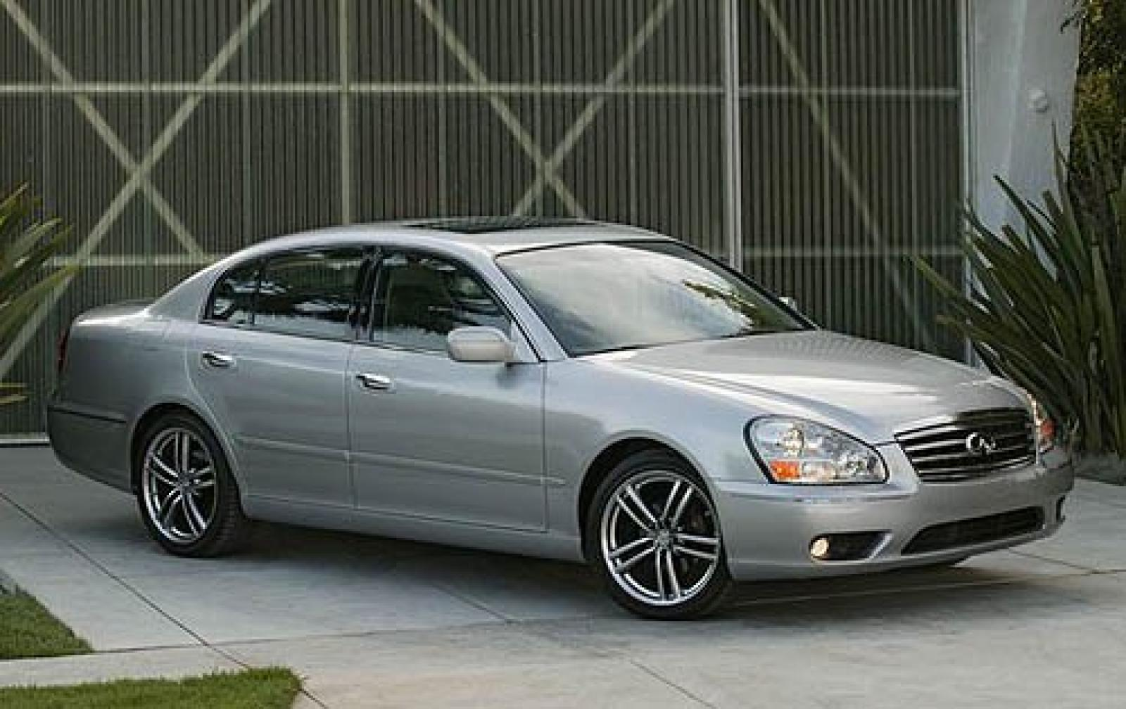 2006 infiniti q45 information and photos zombiedrive infiniti gallery vanachro Choice Image