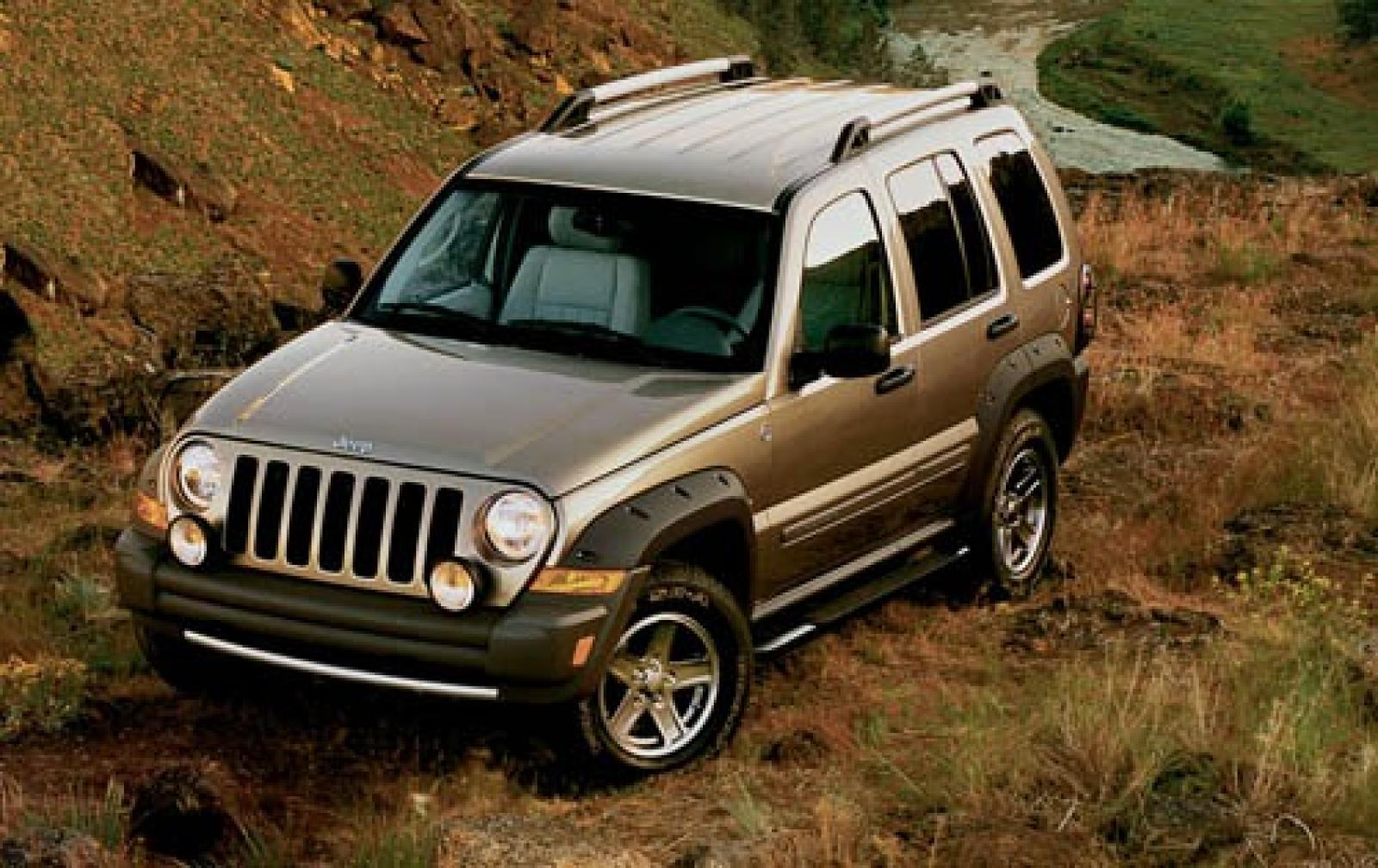 2006 jeep liberty - information and photos - zombiedrive