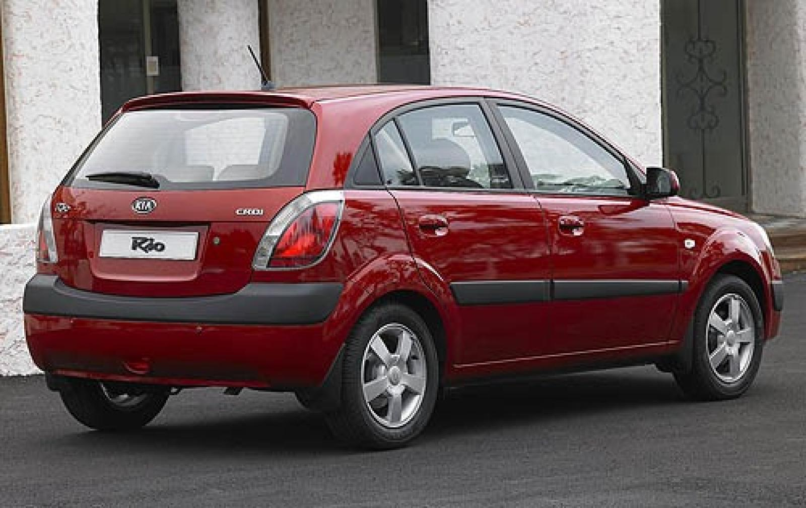 2006 Kia Rio Information And Photos Zombiedrive Rio5 Sx 800 1024 1280 1600 Origin