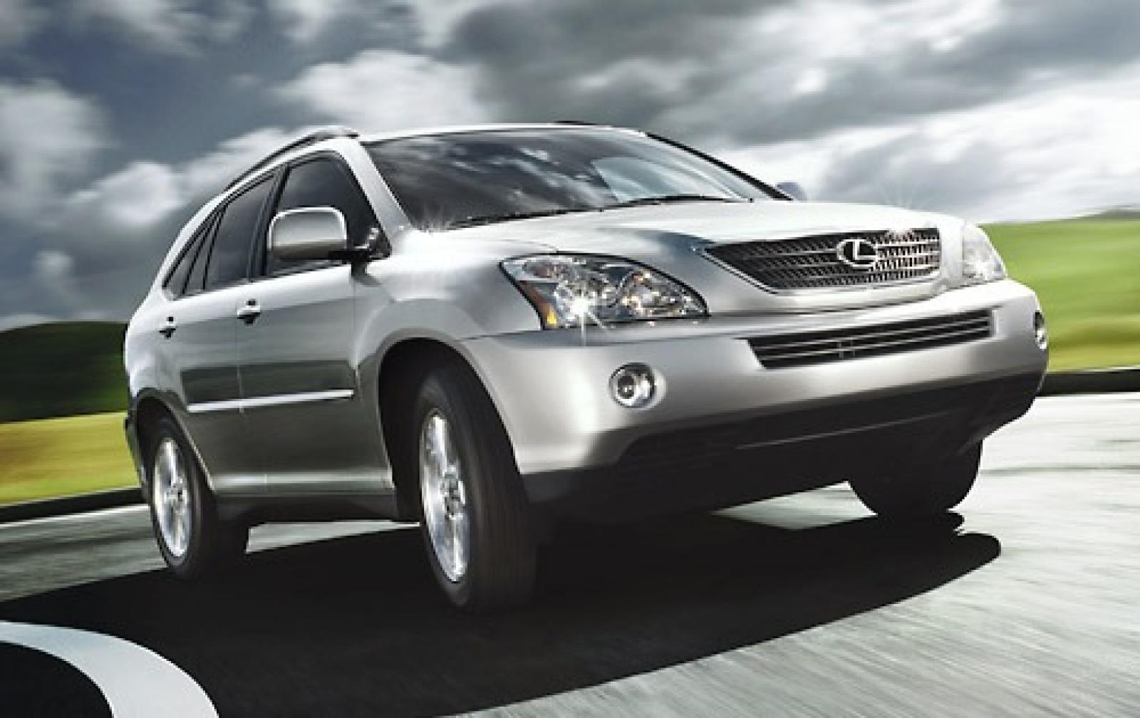 2006 lexus rx 400h information and photos zombiedrive. Black Bedroom Furniture Sets. Home Design Ideas