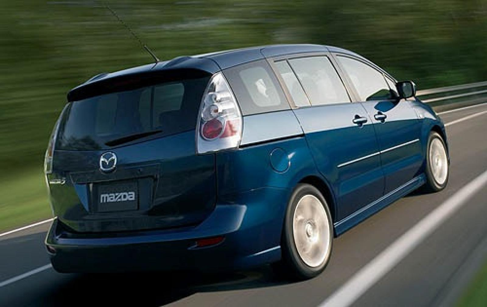 2006 mazda mazda5 information and photos zombiedrive. Black Bedroom Furniture Sets. Home Design Ideas
