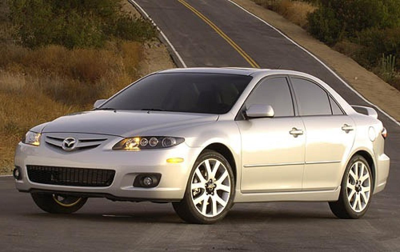 2006 mazda mazda6 information and photos zombiedrive. Black Bedroom Furniture Sets. Home Design Ideas