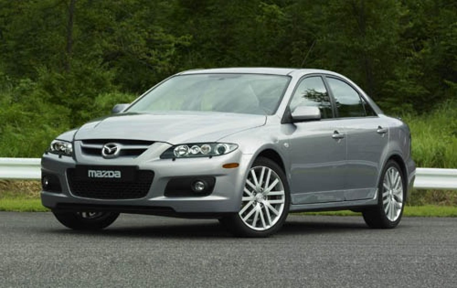 2006 mazda mazdaspeed mazda6 information and photos zombiedrive. Black Bedroom Furniture Sets. Home Design Ideas