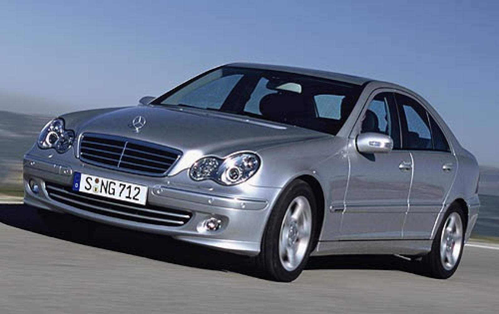 2006 Mercedes Benz C Class #1 800 1024 1280 1600 Origin