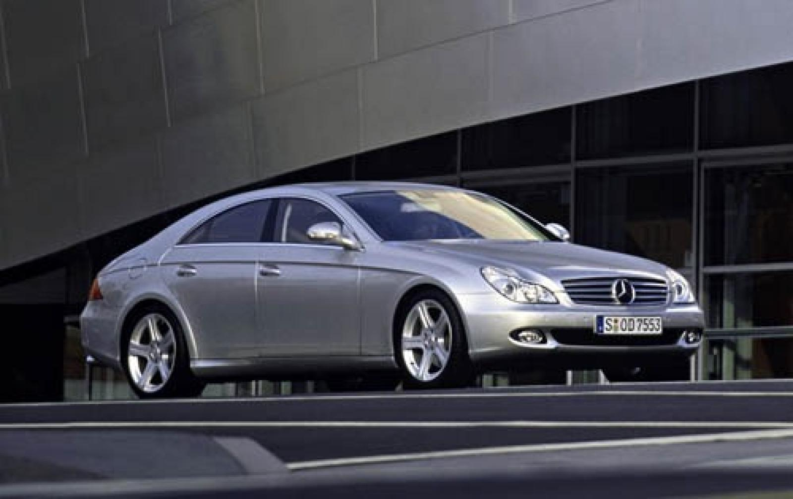 2006 MercedesBenz CLSClass  Information and photos  ZombieDrive