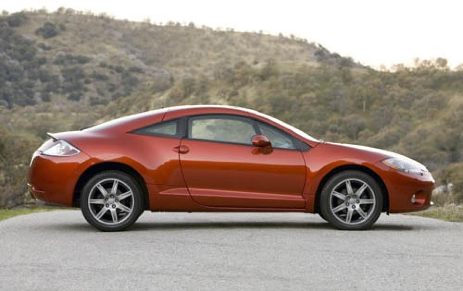 2006 mitsubishi eclipse information and photos zombiedrive. Black Bedroom Furniture Sets. Home Design Ideas