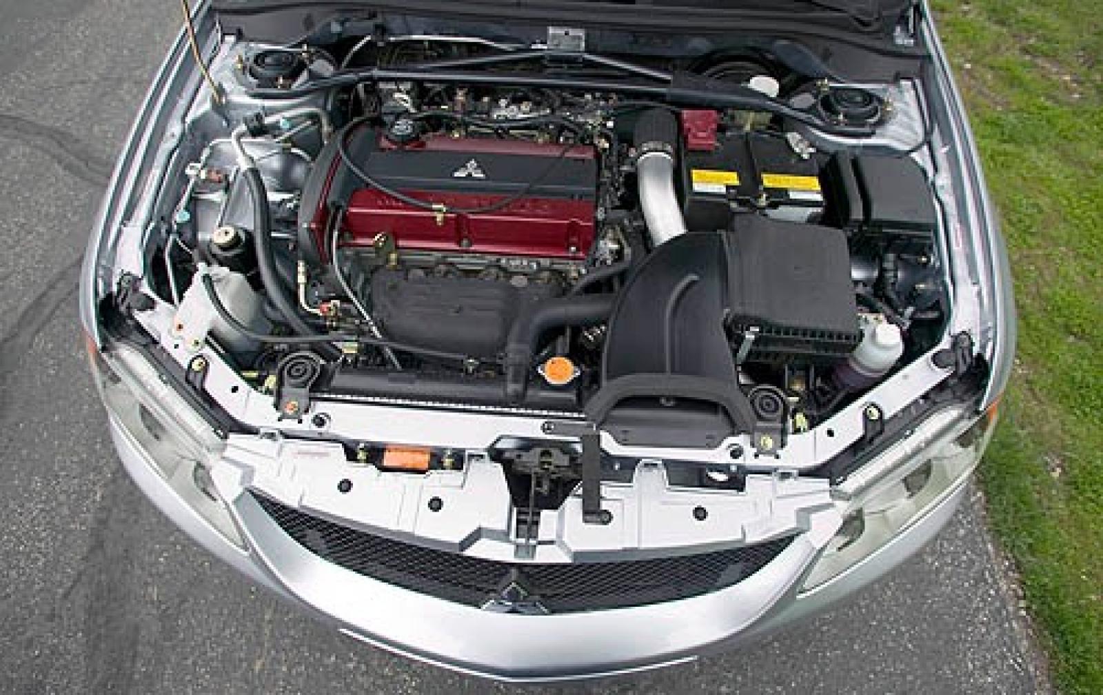 Mitsubishi 2004 mitsubishi lancer engine : 2006 Mitsubishi Lancer Evolution - Information and photos ...