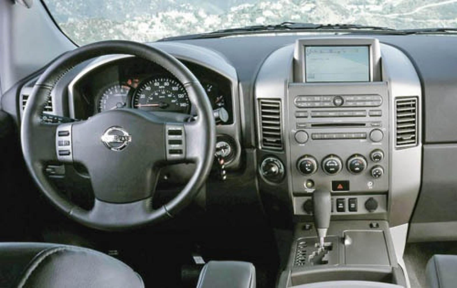 800 1024 1280 1600 Origin 2006 Nissan Armada