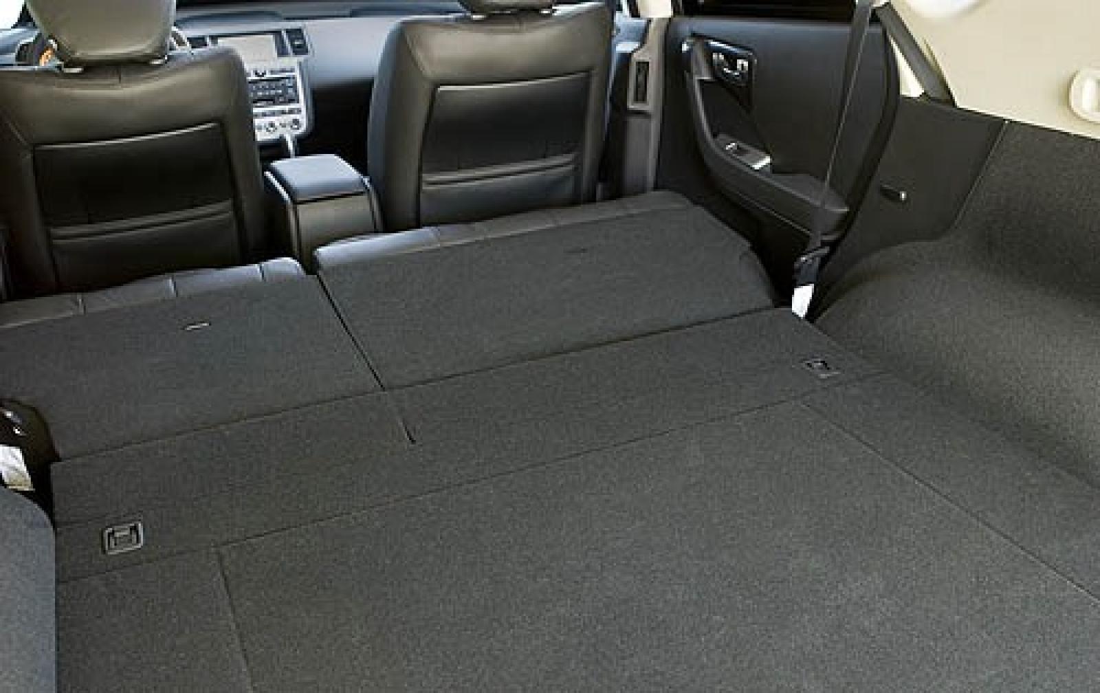 ... 2006 Nissan Murano SL Cen Interior #6 800 1024 1280 1600 Origin ...