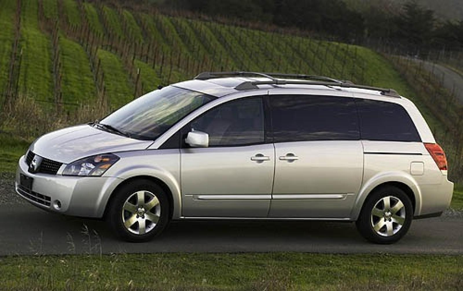 2006 nissan quest information and photos zombiedrive. Black Bedroom Furniture Sets. Home Design Ideas