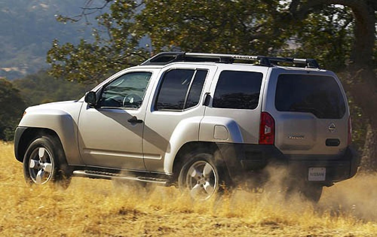 2006 nissan xterra information and photos zombiedrive. Black Bedroom Furniture Sets. Home Design Ideas