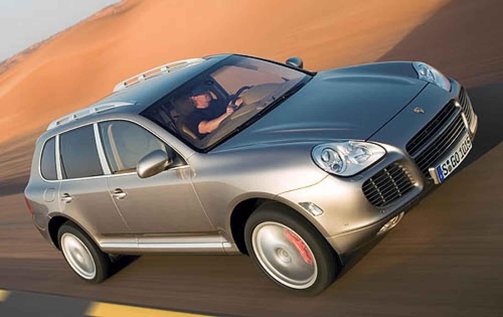 2006 Porsche Cayenne Information And Photos Zombiedrive