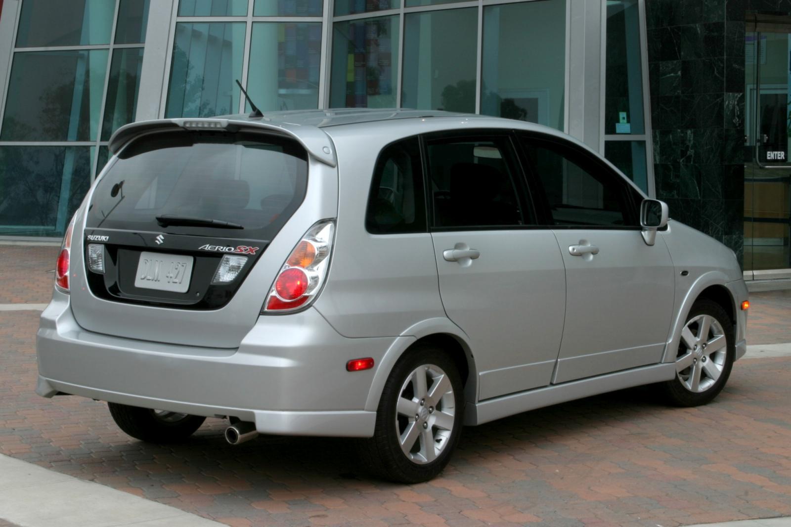 Suzuki Sx Premium Hatchback
