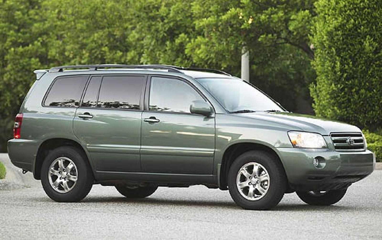 2006 Toyota Highlander Hybrid - Information and photos ...