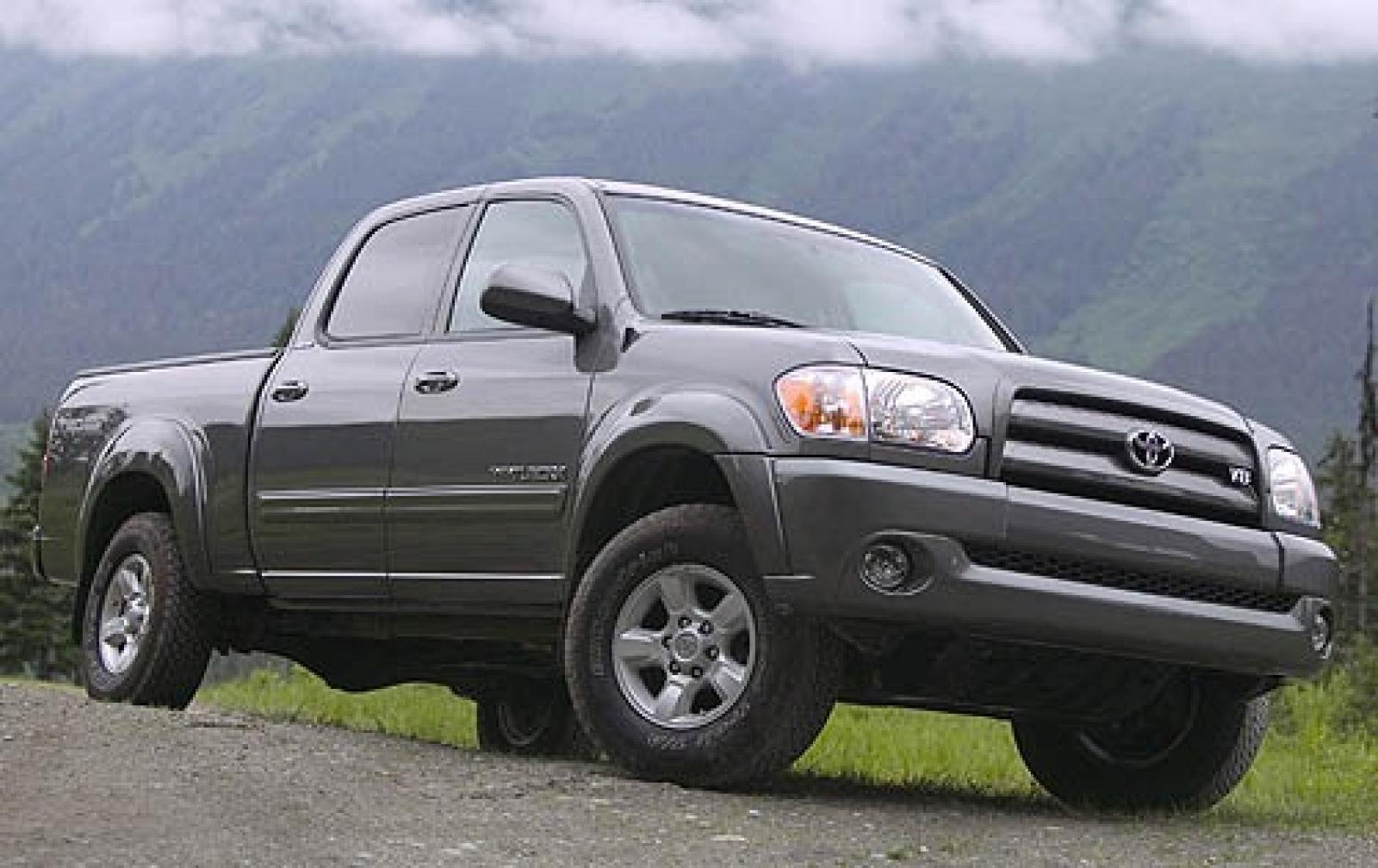 2006 toyota tundra information and photos zombiedrive. Black Bedroom Furniture Sets. Home Design Ideas