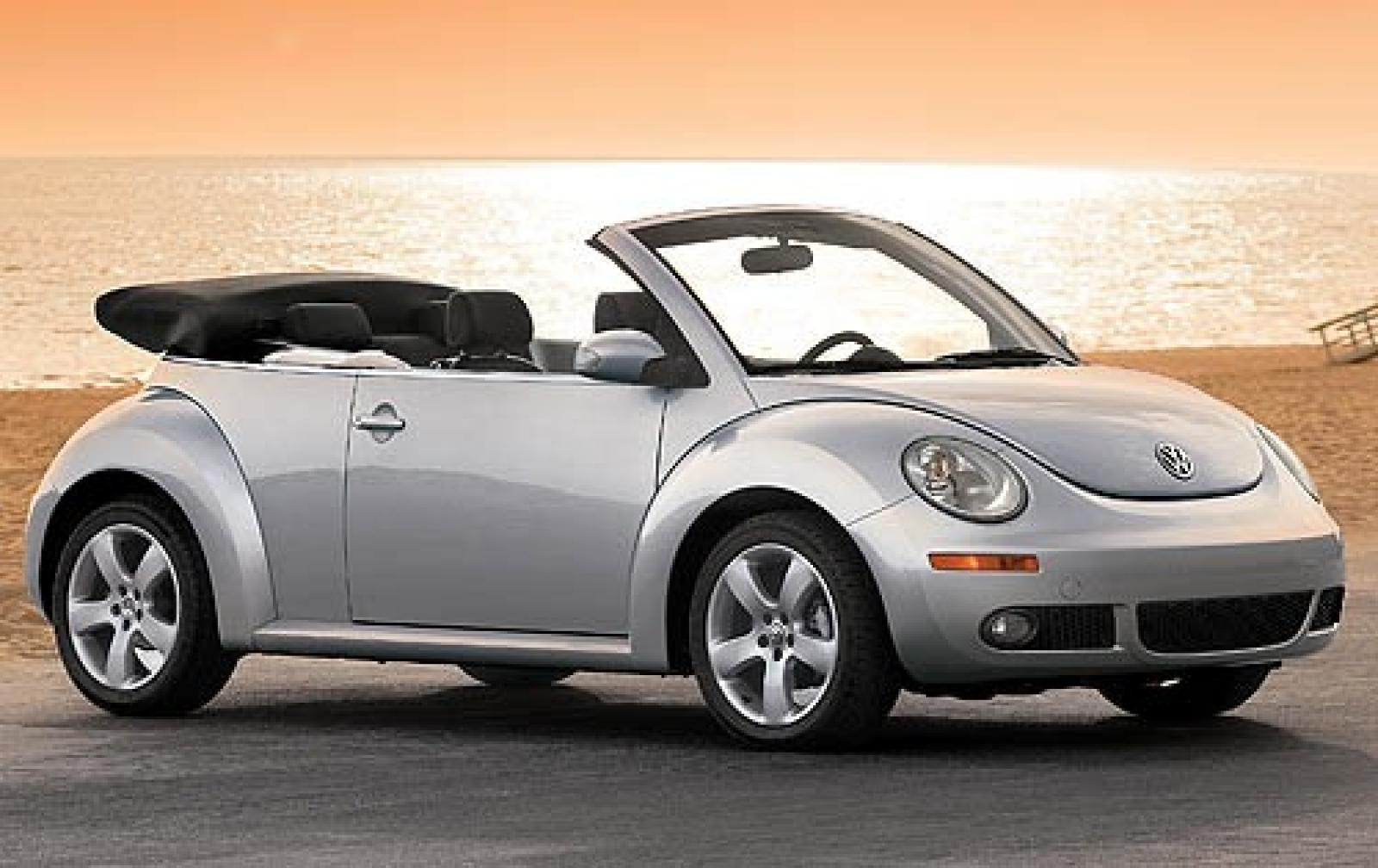 2006 volkswagen new beetle information and photos zombiedrive. Black Bedroom Furniture Sets. Home Design Ideas