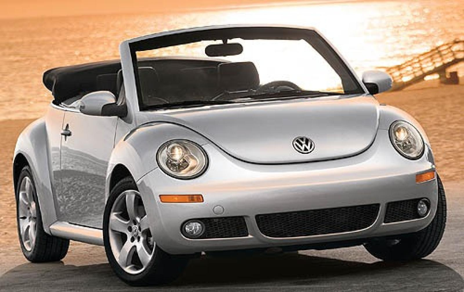 2006 volkswagen new beetle information and photos. Black Bedroom Furniture Sets. Home Design Ideas