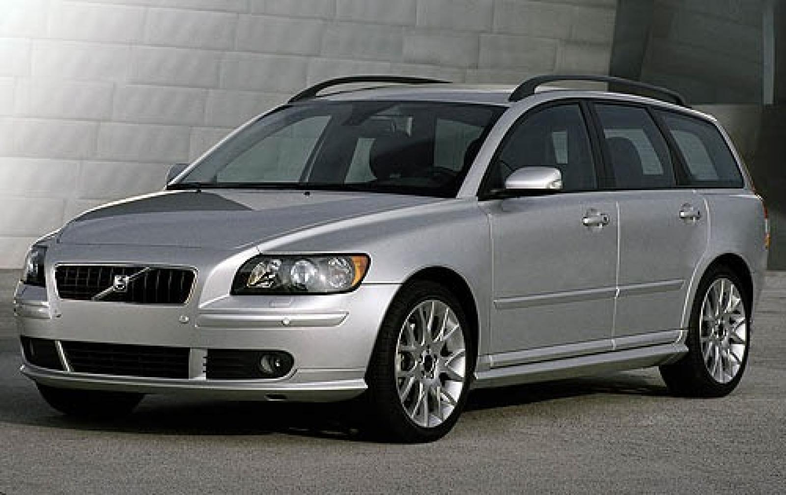2006 Volvo V50 - Information and photos - ZombieDrive