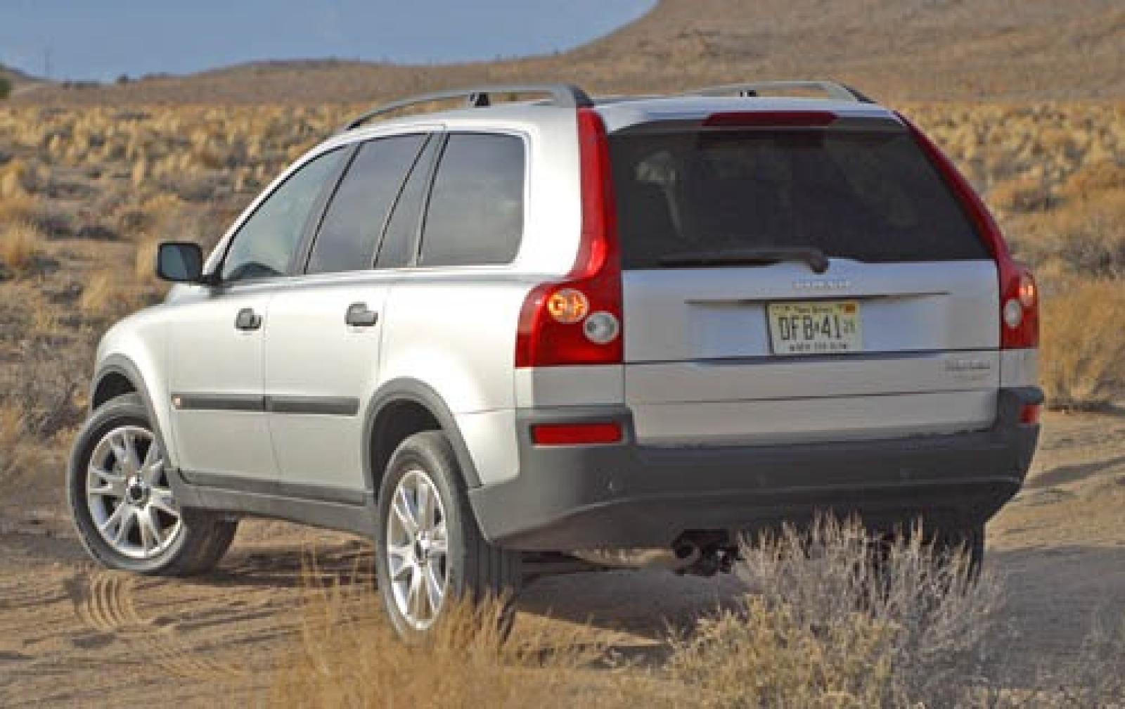 2006 Volvo XC90 - Information and photos - ZombieDrive