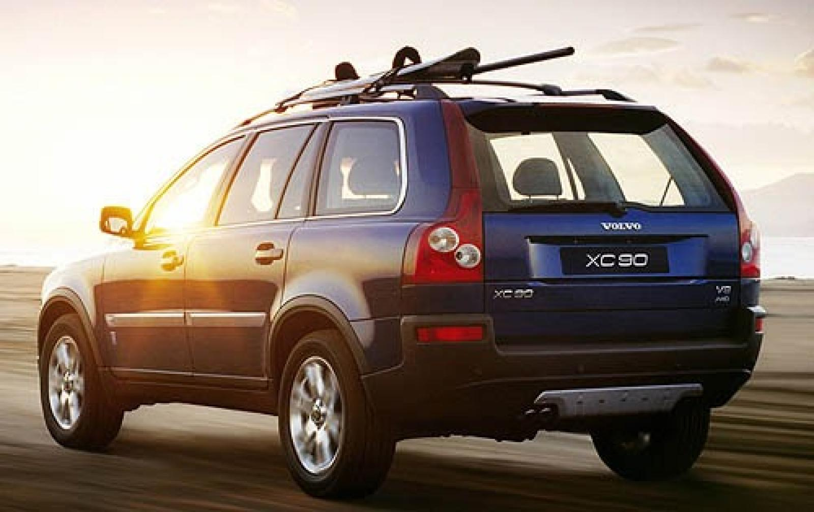 2006 volvo xc90 information and photos zombiedrive. Black Bedroom Furniture Sets. Home Design Ideas