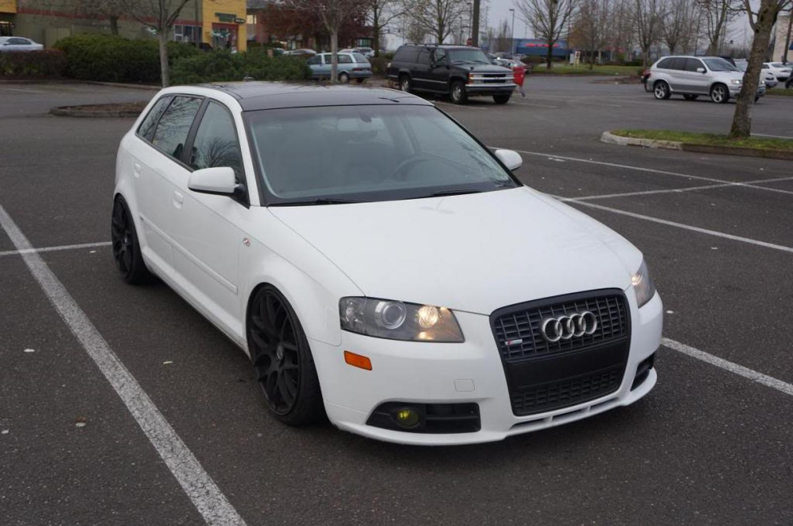 2007 audi a3 information and photos zombiedrive. Black Bedroom Furniture Sets. Home Design Ideas
