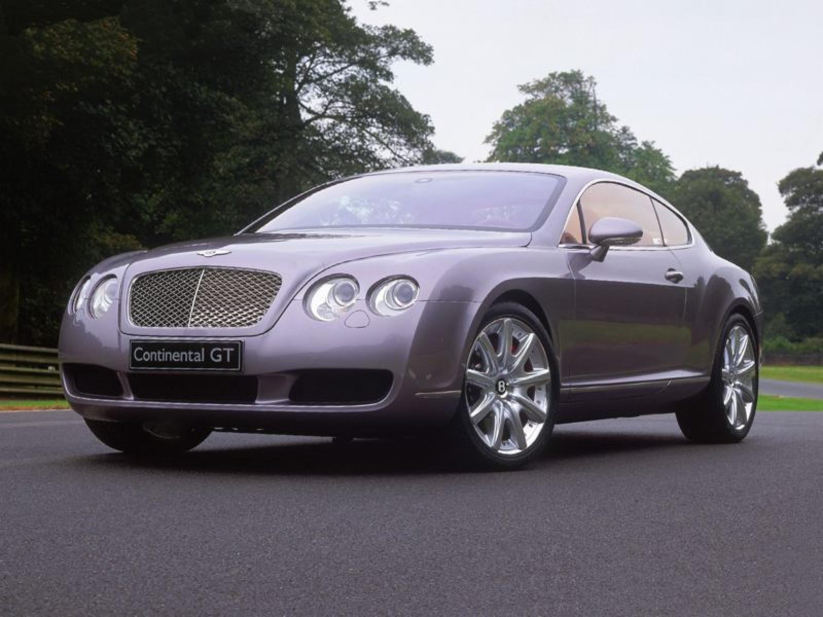 2007 bentley continental gt information and photos zombiedrive. Black Bedroom Furniture Sets. Home Design Ideas