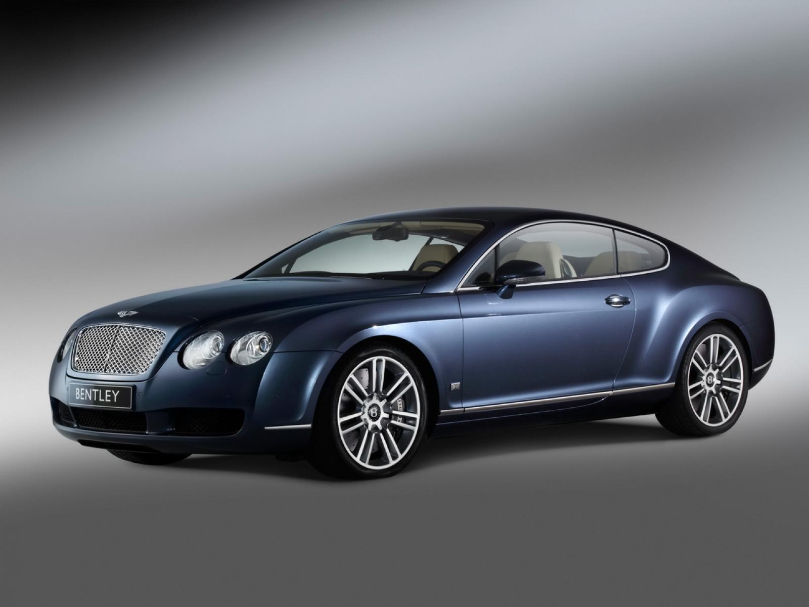 2007 Bentley Continental GTC Information and photos ZombieDrive