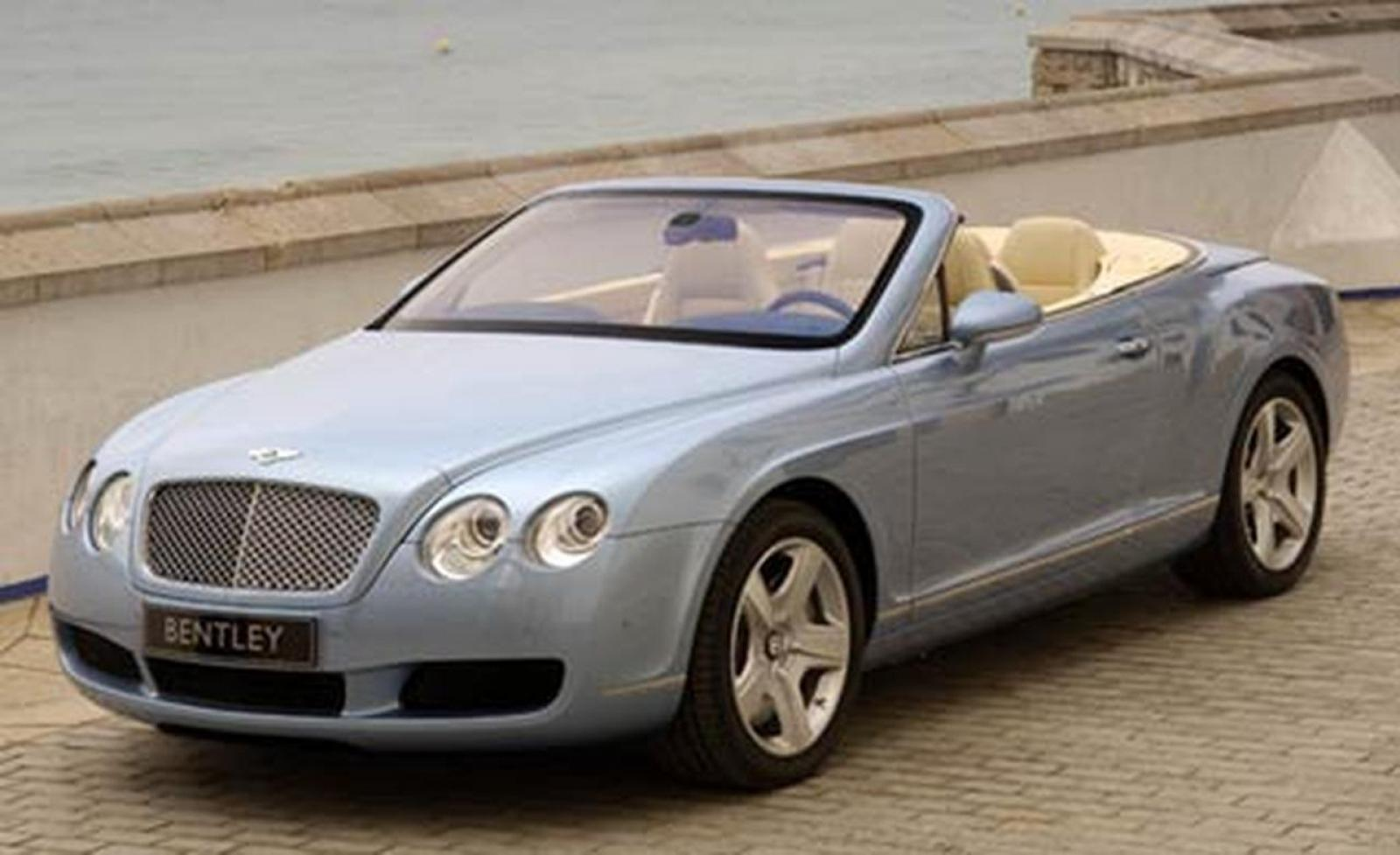 2007 bentley continental gtc information and photos. Black Bedroom Furniture Sets. Home Design Ideas